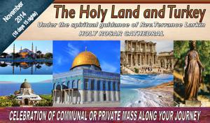 Holy Land and Turkey